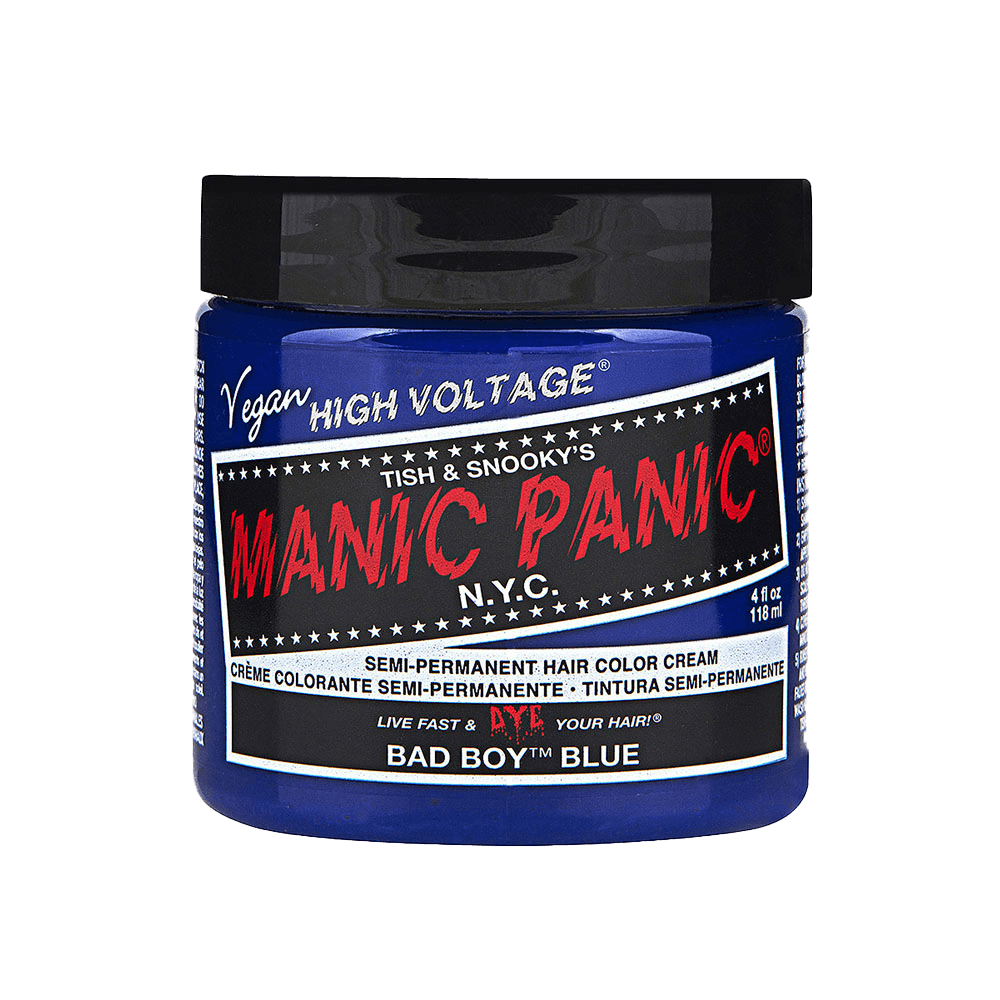 MANIC PANIC Classic Bad Boy Blue
