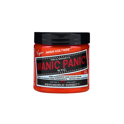 MANIC PANIC Classic Psychedelic Sunset