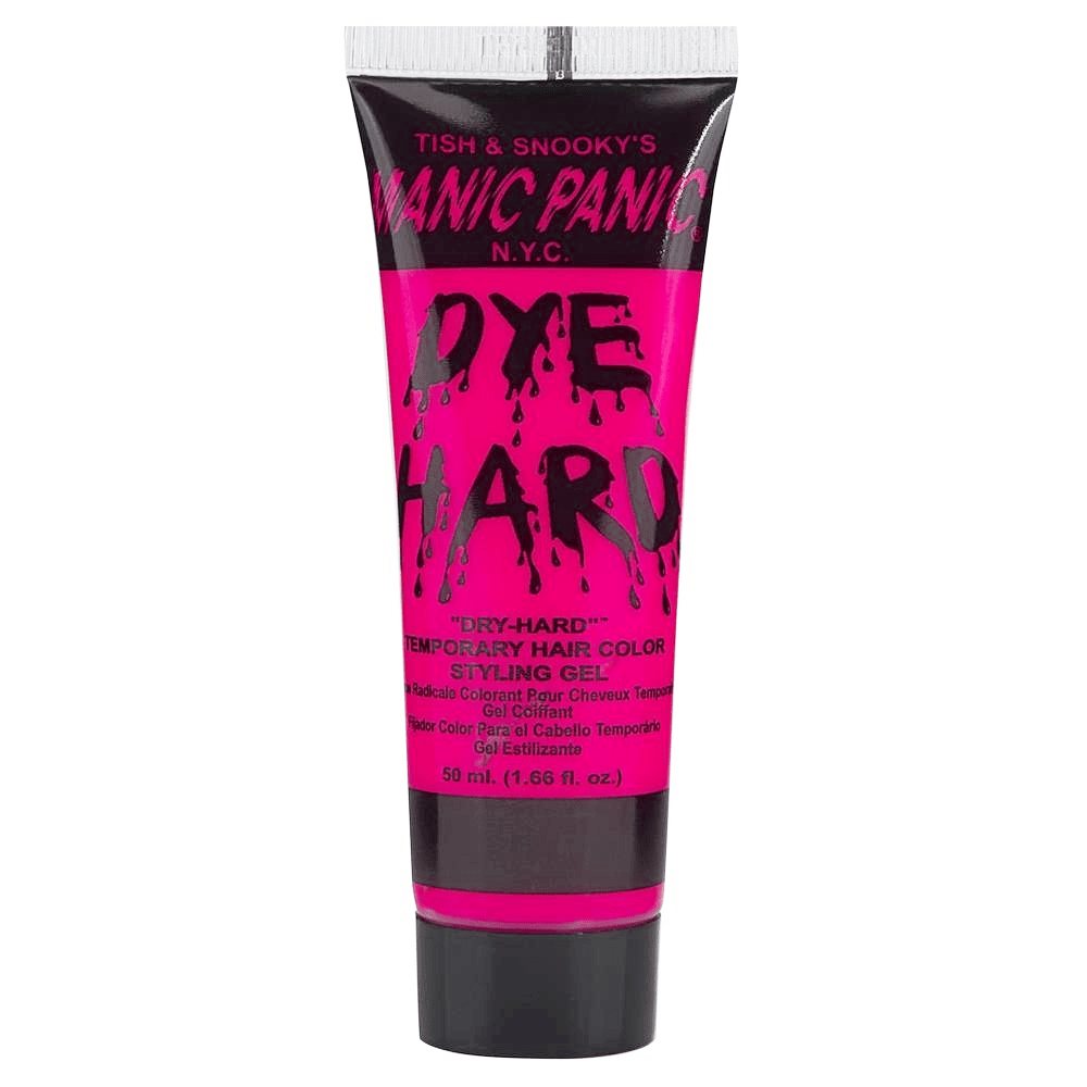MANIC PANIC Dye Hard Electric Flamingo