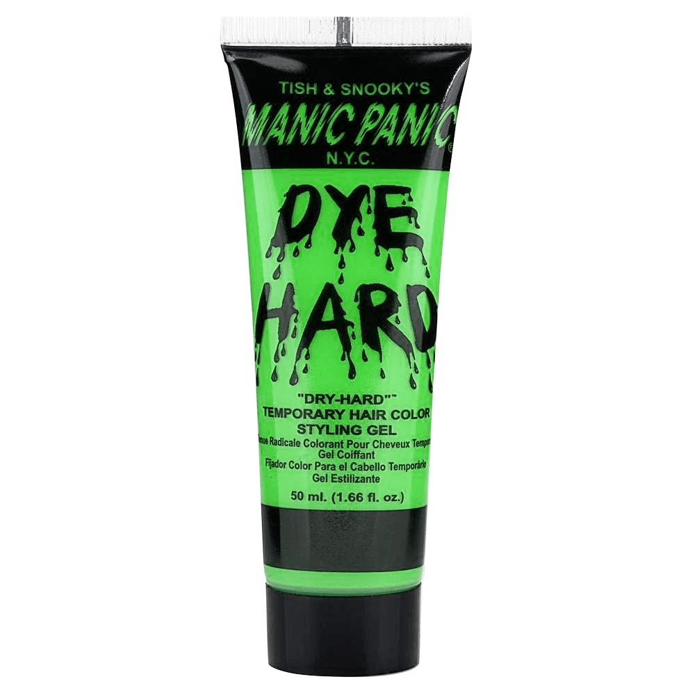 MANIC PANIC Dye Hard Electric Lizard
