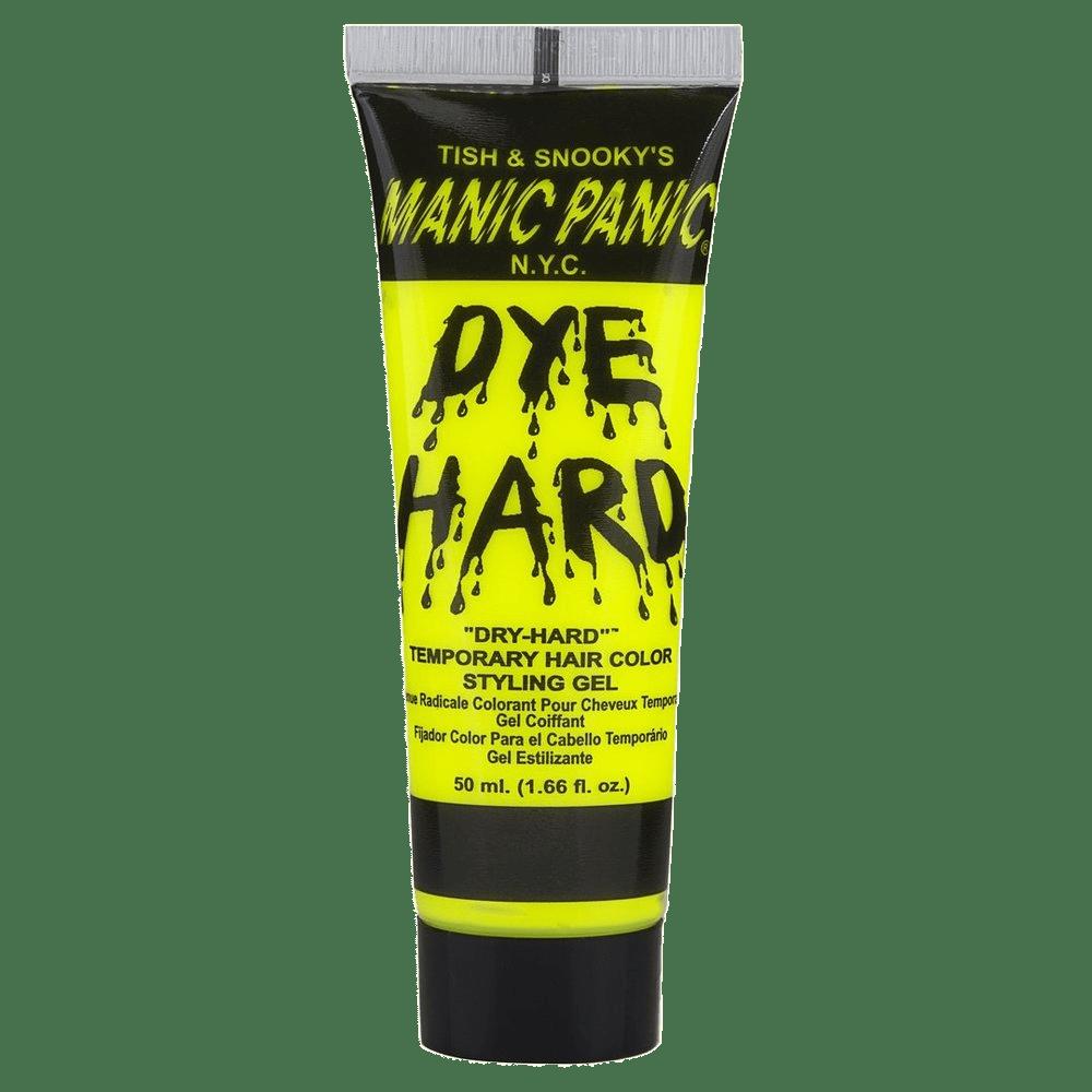 MANIC PANIC Dye Hard Electric Banana