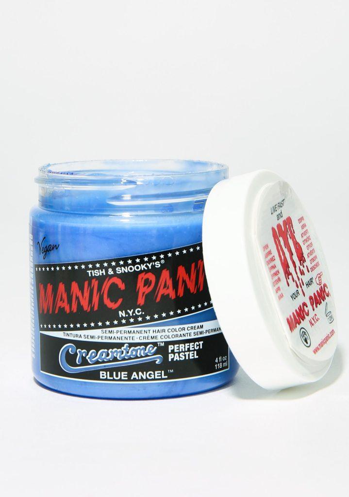 manic panic пательные цвета creamtones