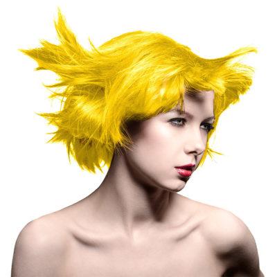 MANIC PANIC Professional Solar Yellow