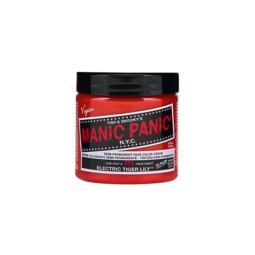 MANIC PANIC Classic Electric Tiger Lily
