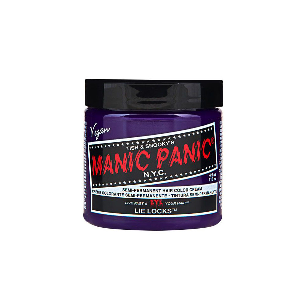 MANIC PANIC Classic Lie Locks