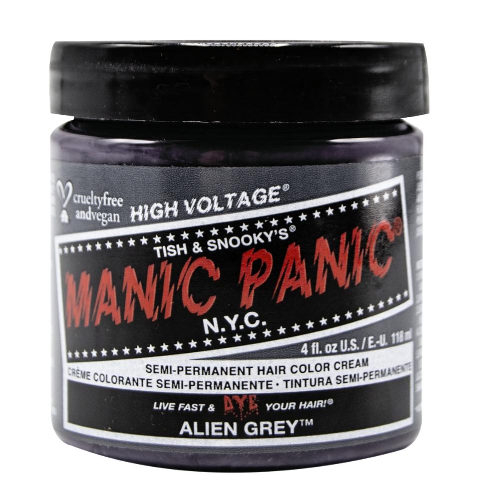 MANIC PANIC Classic Alien Grey