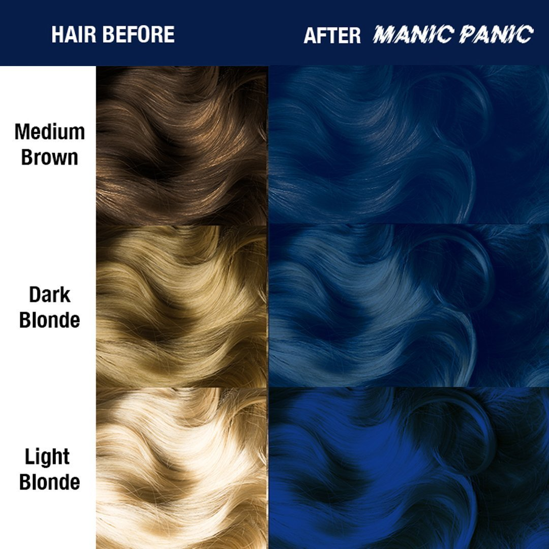 MANIC PANIC Amplified After Midnight