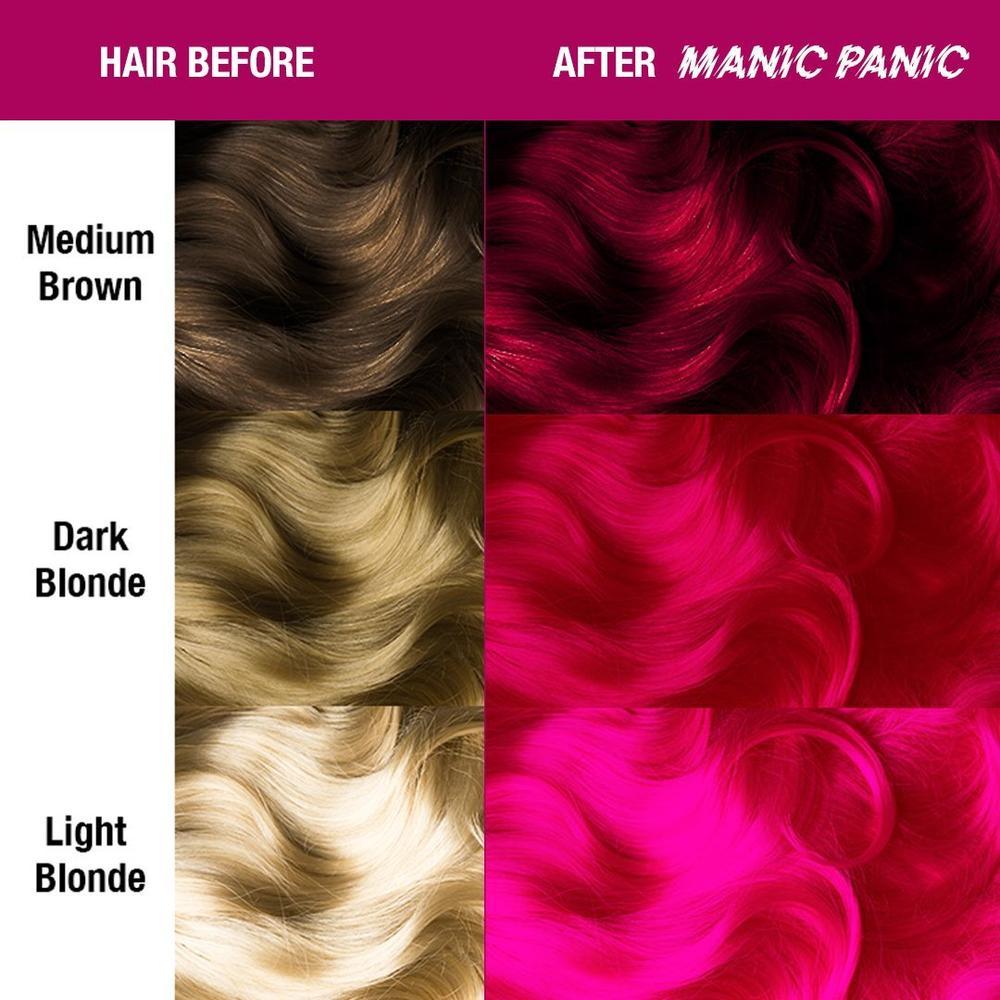 MANIC PANIC Classic Hot Hot Pink