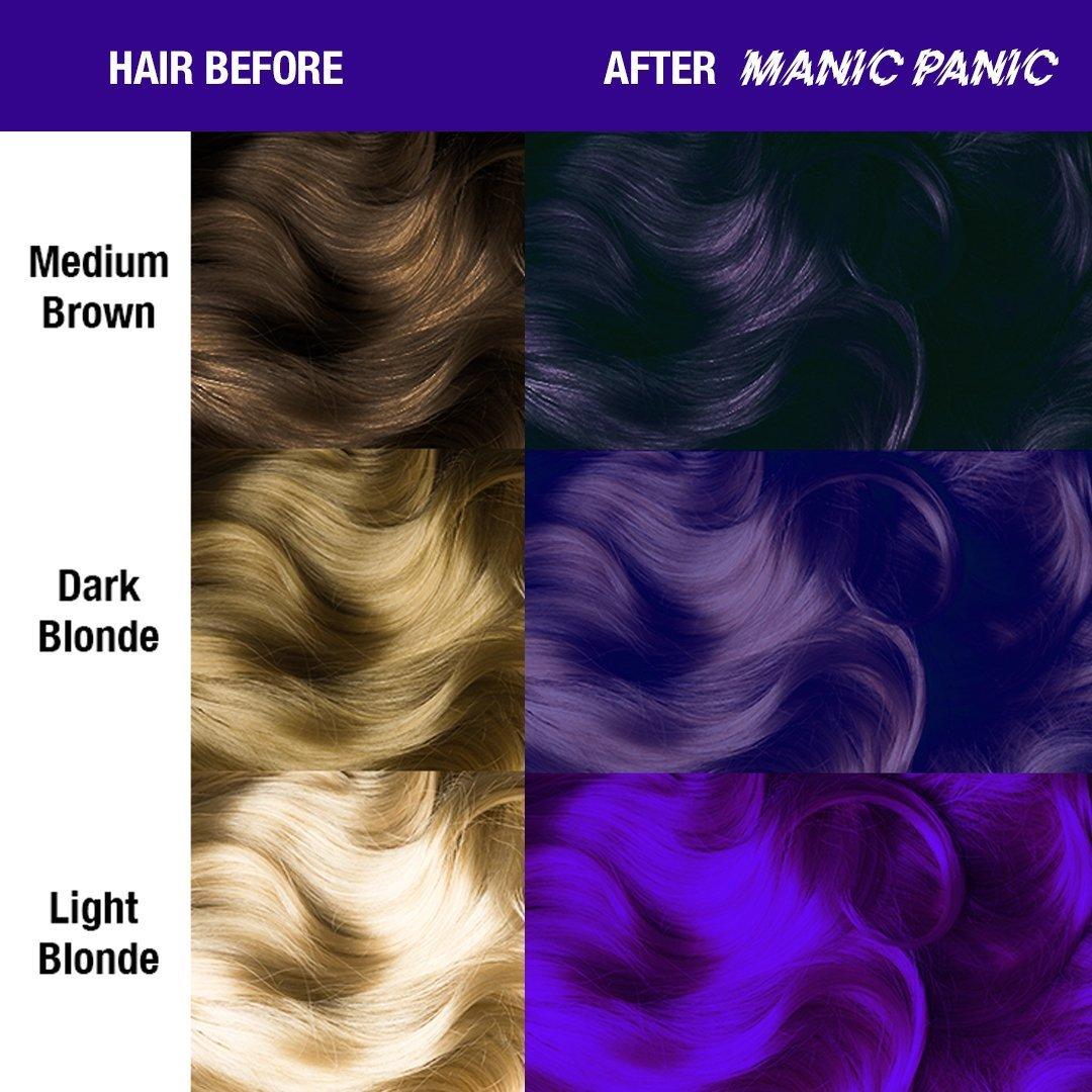 MANIC PANIC Amplified Ultra Violet