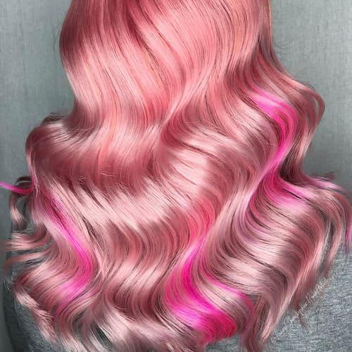 Розовые краски Manic Panic