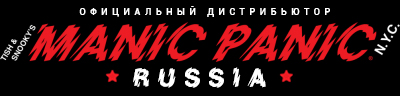 manic panic russia logo